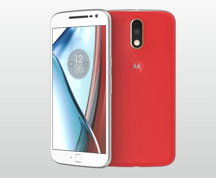 4ee6eb0f3fa Custom Moto G4 and Moto G4 Plus in Moto Maker - PhoneArena