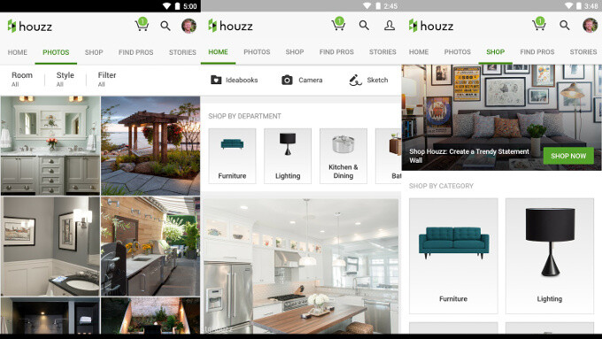 Google names best android apps of 2016 in first play store Home renovation design app