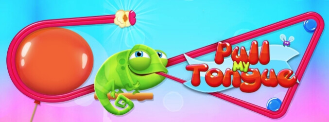 Pull My Tongue is an adorable game about a hungry chameleon that just went free for a limited time