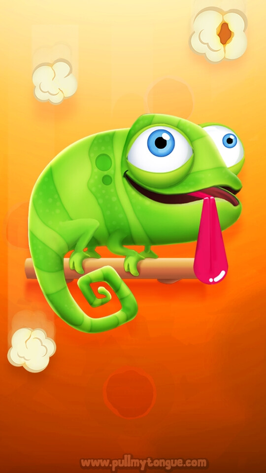 Hi, this is Greg! - Pull My Tongue is an adorable game about a hungry chameleon that just went free for a limited time