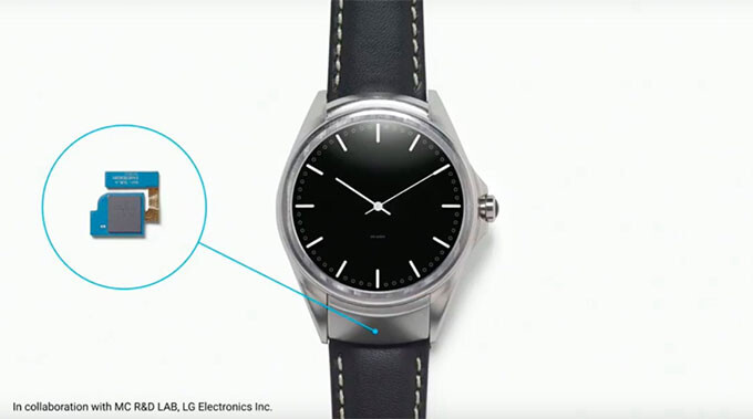 Google demos hands-free smartwatch control with Project Soli radar tech
