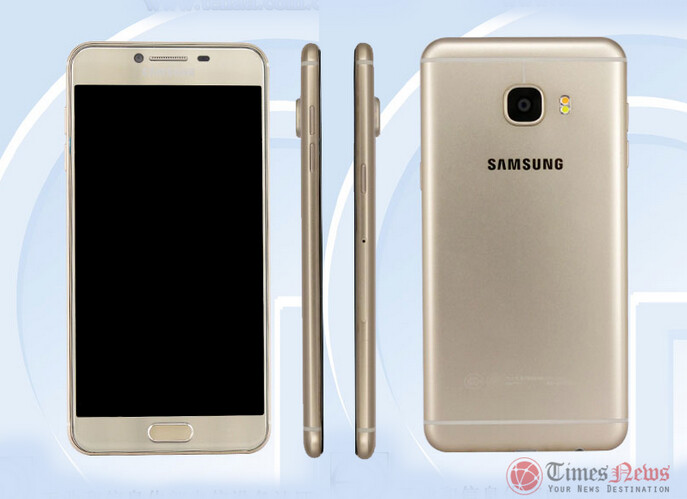 The Samsung Galaxy C5 was recently certified by TENAA - Samsung Galaxy C5 receives green light from the FCC