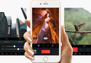 musecam is a great ios photo editor that gives your photos a