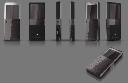 New pictures of Sony Ericsson's Rachael and Kiki surface