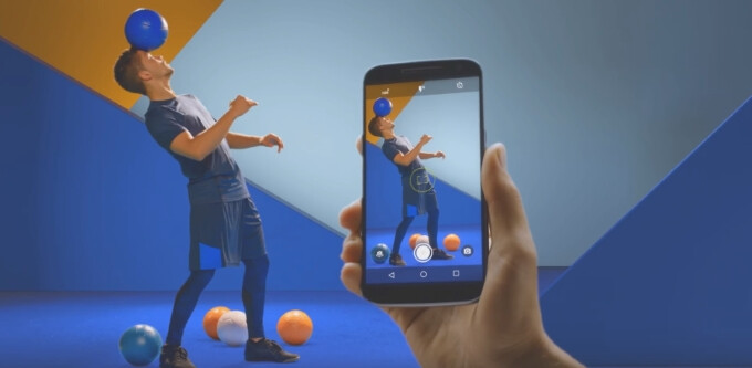 Motorola highlights the Moto G4 Plus' specs-appeal in two gorgeous advertisements