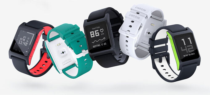 Pebble 2 and Pebble Time 2 hit Kickstarter with heart-rate monitor and more