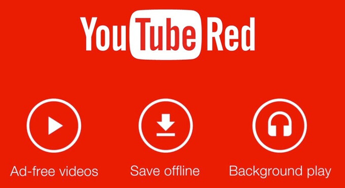 Deal alert! Get 3 months of YouTube Red and Google Play Music All Access for just $0.99