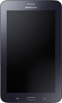 Samsung Galaxy Tab Iris - Front