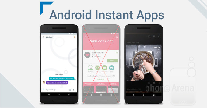 Instant Apps are a rare feat of Android brilliance that might just change the OS for good