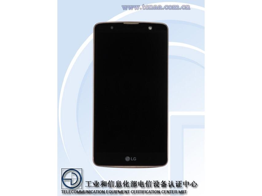 LG K535 (K11 or K12?) shows up, Snapdragon 430 CPU and ...