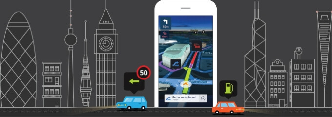 Sygic to upgrade its navigation app with live fuel