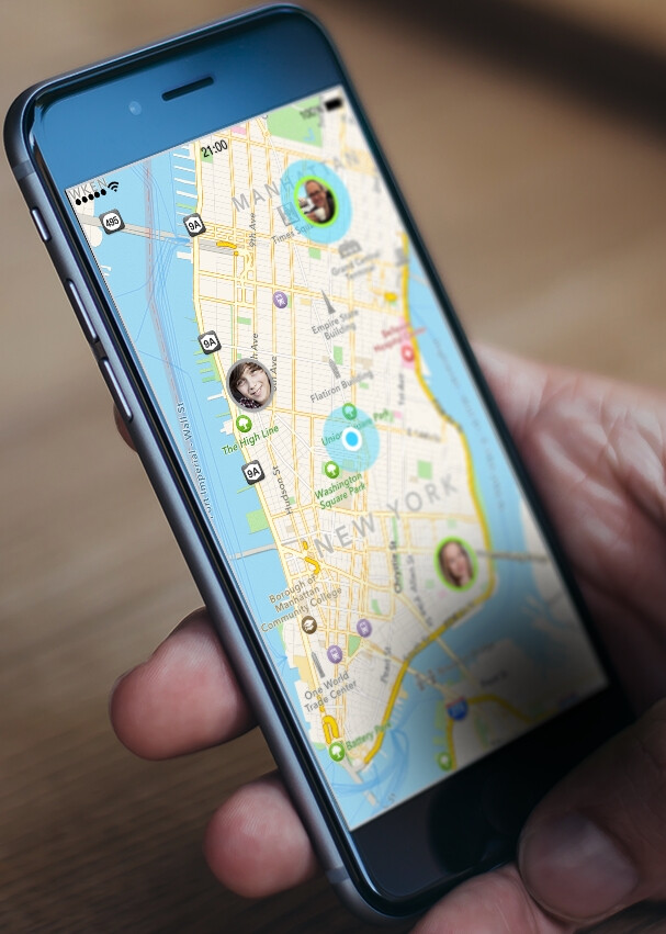 Zenly is a live location tracking app with a lovely ...