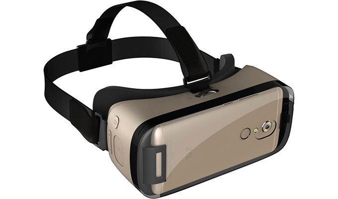New ZTE VR headset is a Daydream viewer with its own sensor hardware