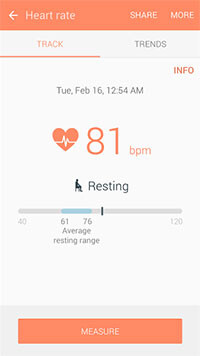 Samsung updates S Health with lightly competitive social sharing; is this the future of fitness apps?