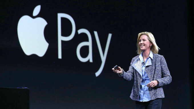 Apple's VP of Internet Services and Apple Pay on stage at WWDC 2015 - Apple's working hard on bringing Apple Pay to Europe and Asia, high-ranking executive says