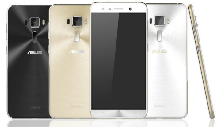 Renders of the Asus ZenFone 3 and the Asus ZenFone 3 Deluxe - Asus road map reveals partial specs on the three Asus ZenFone 3 units expected to be unveiled Monday