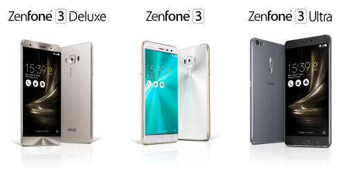 Asus Zenfone 3 images