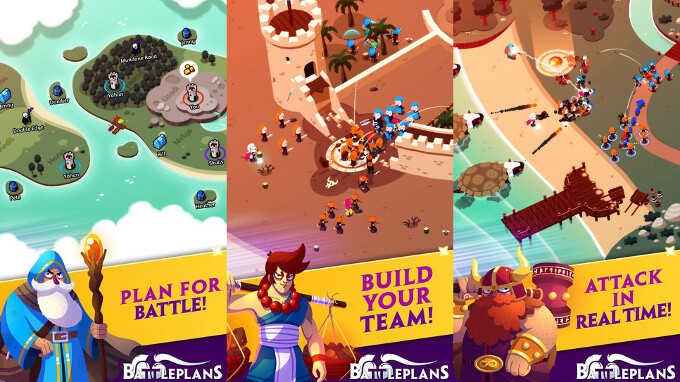 Battleplans - Best new Android and iPhone games (May 24th - May 30th)