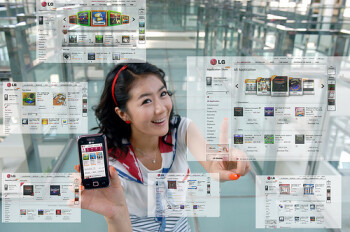 LG starts own online application store