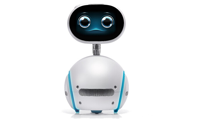 ASUS Zenbo posing for the camera - The changing world around us: here's what's new on the dynamic Internet of Things scene