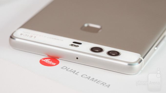 Huawei P9 - Phones with quick charge: the fastest charging from 0 to 100% (2016 edition)