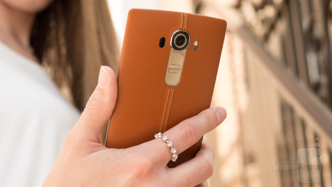 LG G4 - Phones with quick charge: the fastest charging from 0 to 100% (2016 edition)