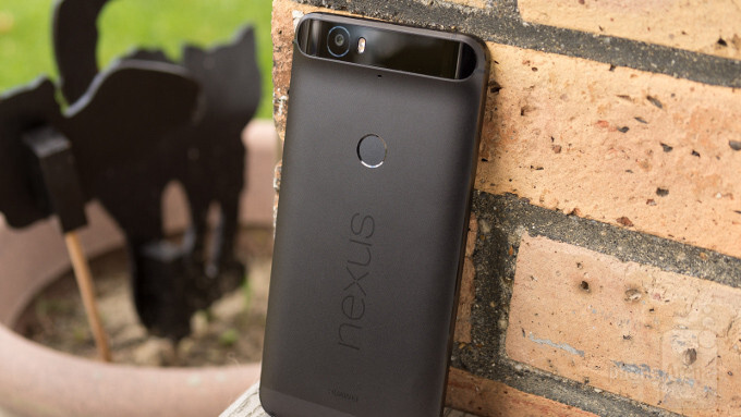Nexus 6P - Phones with quick charge: the fastest charging from 0 to 100% (2016 edition)