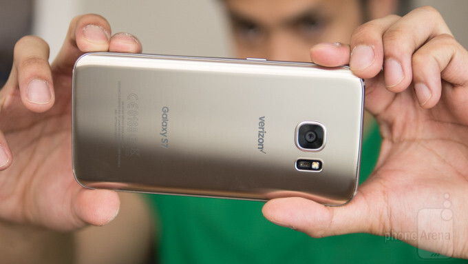 Galaxy S7 - Phones with quick charge: the fastest charging from 0 to 100% (2016 edition)