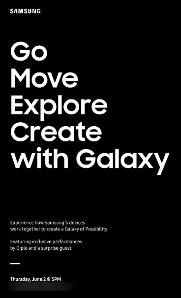 New Samsung event scheduled for June 2, Gear Fit 2 likely to be announced then