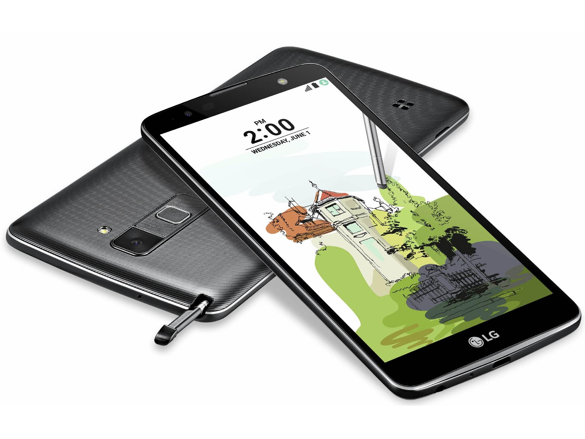 LG Stylus 2 Plus Phablet