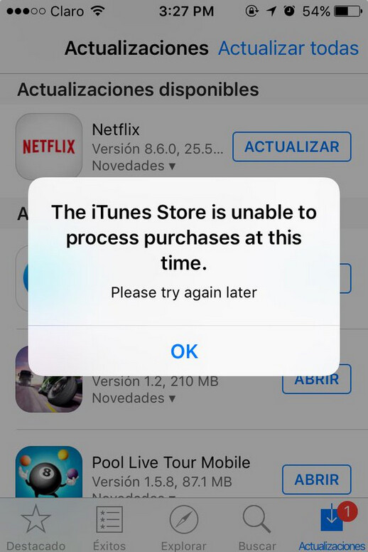 Some Apple services have gone down - Some Apple services go down including the App Store, Photos, iTunes and more