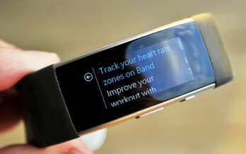 The latest update for the Microsoft Band 2 will allow users to monitor their heart rate zones, perfect for aerobic exercise