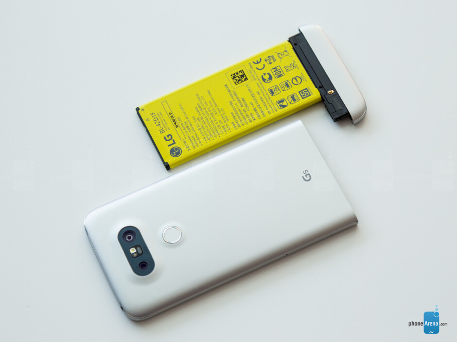 With its removable battery, the LG G5 is just the right flagship for the occasion. - Did you know – removing your phone's battery is the only sure way to prevent it from being tracked