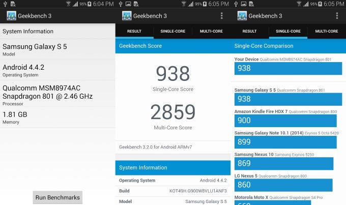 5 great benchmark and system info apps to test your Android