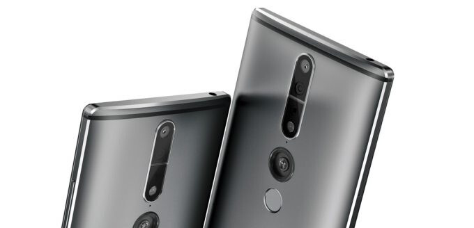 Lenovo Phab2 Pro - Lenovo Phab2 Pro is the world's first commercial Project Tango phone