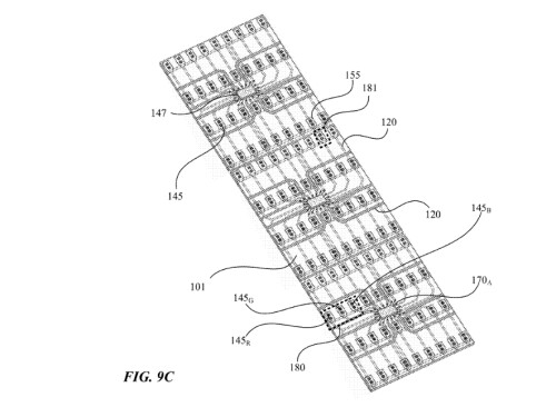 Apple files patent application for a flexible wearable display