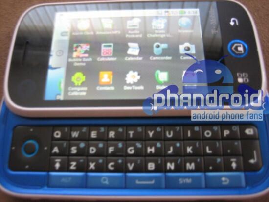 Motorola's Morrison shows off Android UI, T-Mobile branding