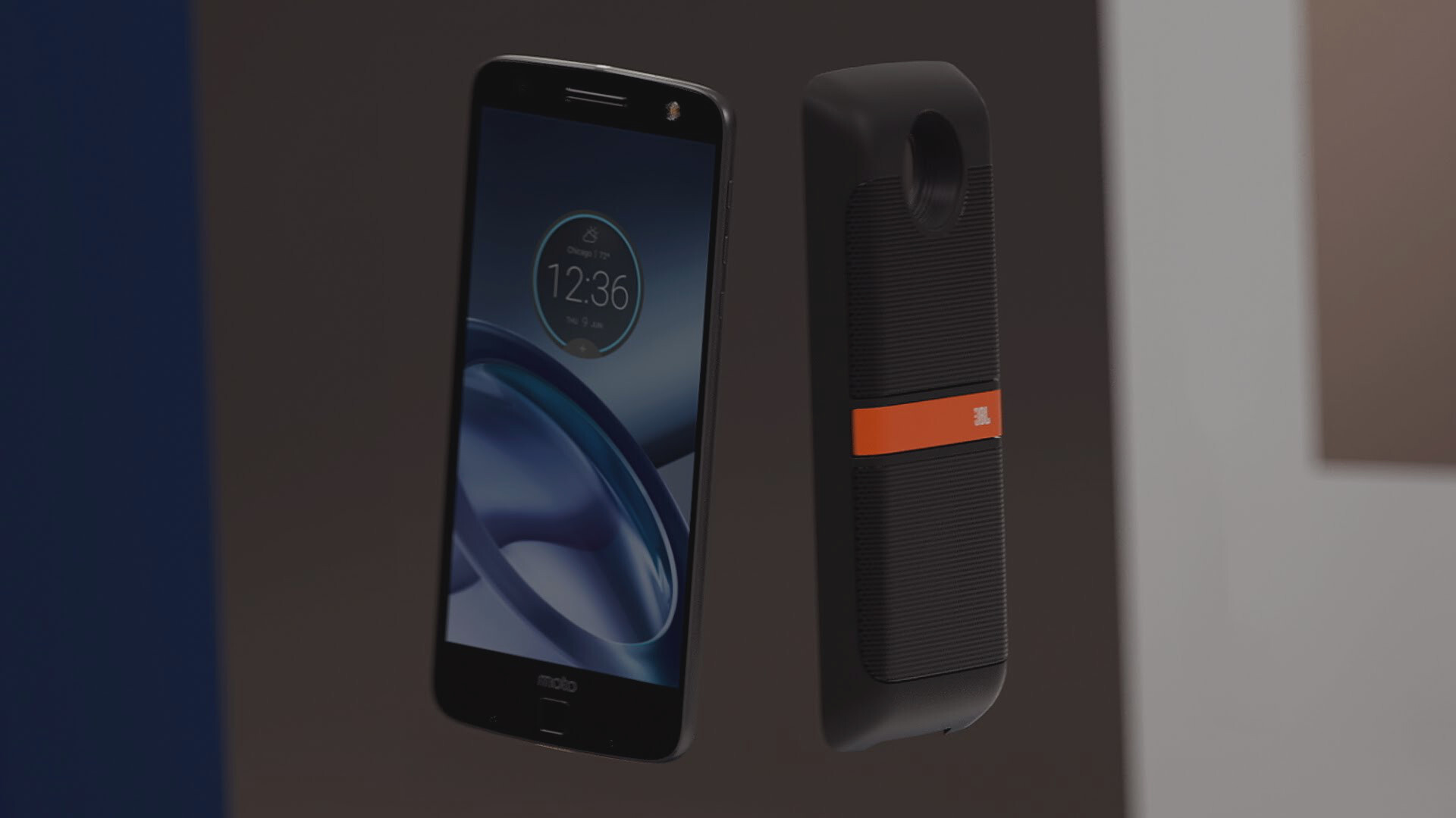 The JBL SoundBoost add-on for the Moto Z/Z Force cranks up ...