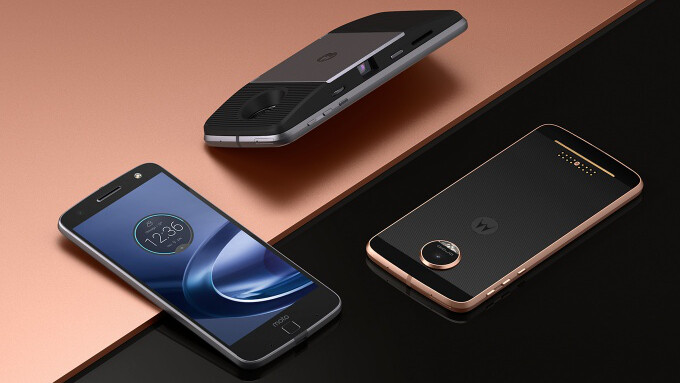 Moto Z Force announced: the indestructible flagship!