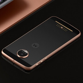 "Moto Z Force comes with a large, 3,500mAh battery, while Moto Z has one of the smallest batteries on a 5.5"" phone"