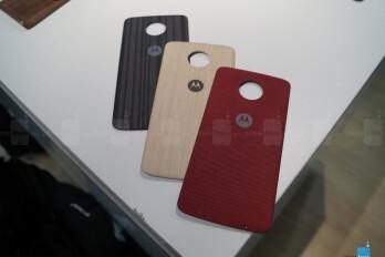 Motorola Moto Z Force hands-on