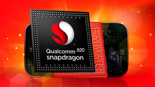 Both run on Qualcomm's Snapdragon 820