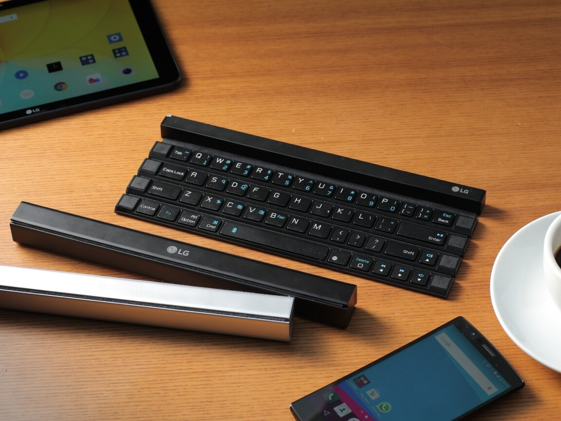 Best Portable Bluetooth Keyboards For IPhone And Android 2016
