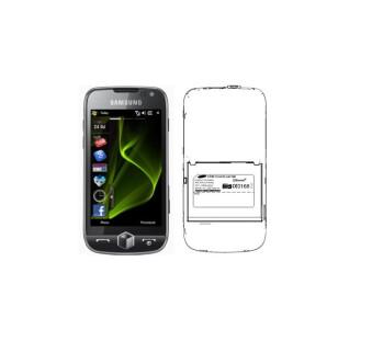 Samsung I8000 Omnia 2 stars in video