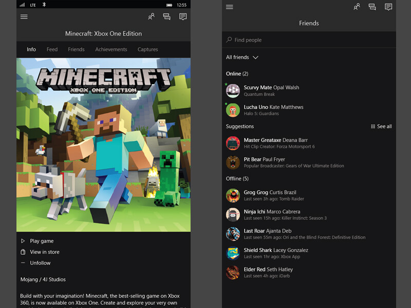 Android and iOS finally have a proper Xbox app - PhoneArena