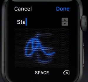 Scribble looks cool - Apple announces watchOS 3: improved speed and responsiveness, lots of new features
