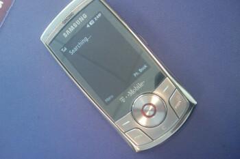 Images of the Samsung Scarlet for T-Mobile reveal an elegant slider