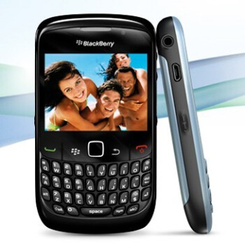 The BlackBerry Curve 8520 has been officially announced