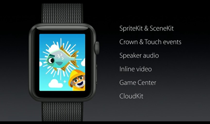 watchOS 3 APIs for developers - Apple announces watchOS 3: improved speed and responsiveness, lots of new features