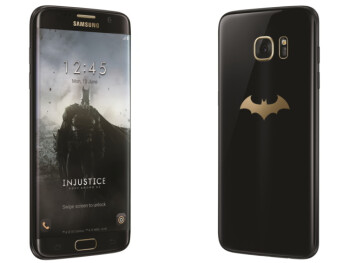 Samsung reveals how the custom S7 edge Injustice Edition got designed